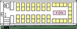 大型バススーパー41_座席
