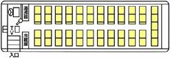 大型バススーパー57_座席