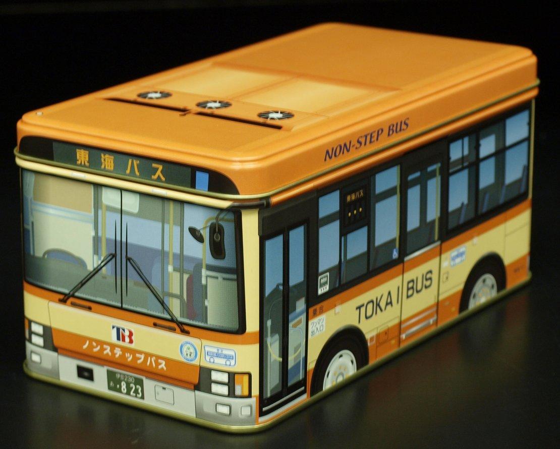 東海バス「ばすかん」画像①